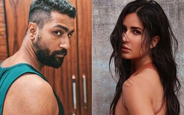 Katrina Kaif's Rumoured Boyfriend Vicky Kaushal SPOTTED At Actress' Apartment In Mumbai As Lockdown Eases