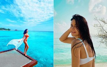 Bollywood's post lockdown travel destinations: From Maldives to Goa, Celebs turned water babies