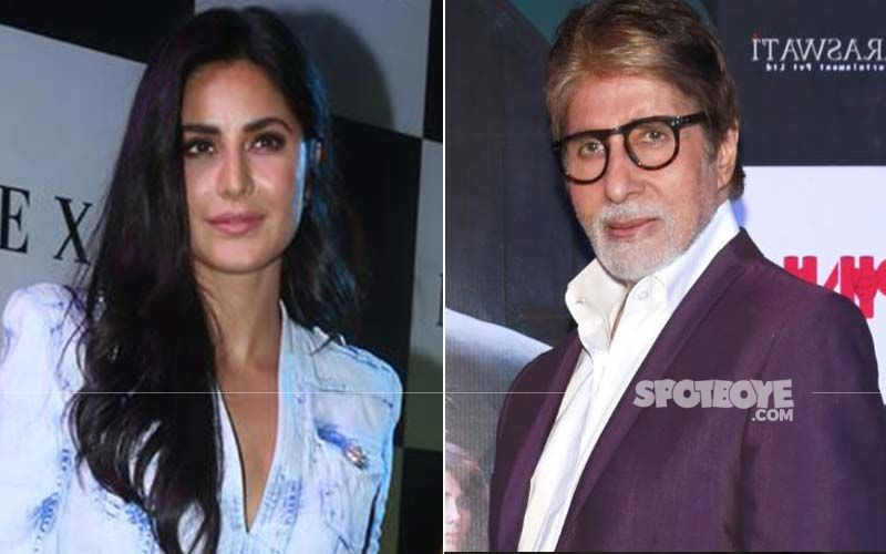 Katrina Kaif And Amitabh Bachchan To Reunite For R Balki's Next?