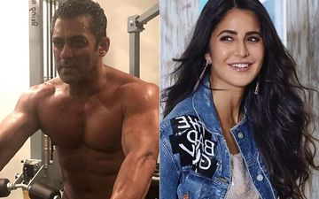 Katrina Kaif Admires Salman Khan For His Intense Fitness Regime