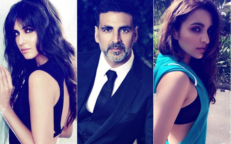 Don't Worry Parineeti, Katrina Is Not Doing Akshay Kumar's Kesari
