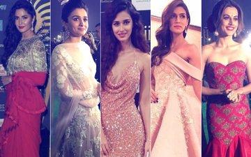 BEST DRESSED & WORST DRESSED AT IIFA ROCKS 2017: Katrina Kaif, Alia Bhatt, Disha Patani, Kriti Sanon Or Taapsee Pannu?