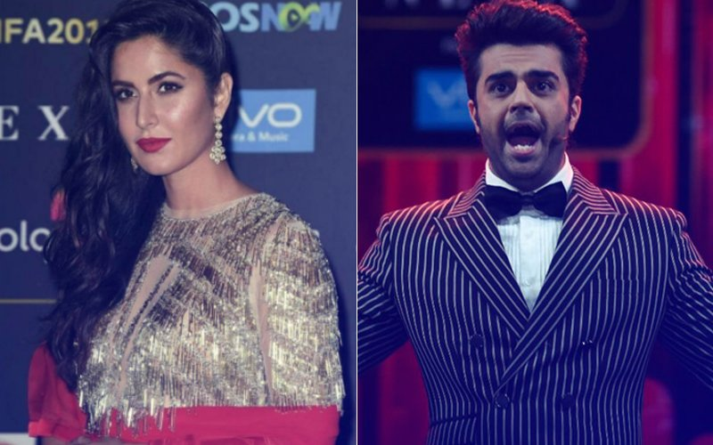 IIFA Rocks, 2017: Katrina Kaif Shouts At Maniesh Paul To Leave Her Hand
