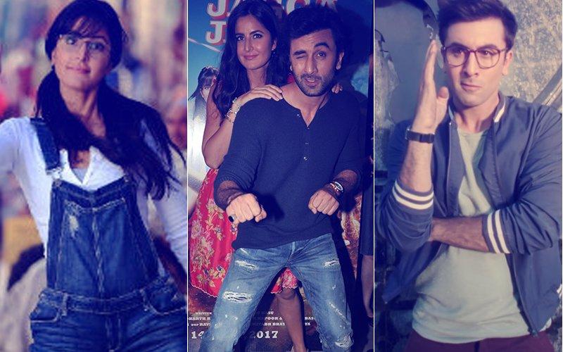 Jagga Jasoos Trailer Launch: Ranbir Kapoor Is My Best Friend, Says Katrina Kaif!