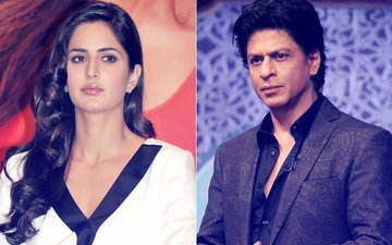 Katrina Kaif Is Upset With Shah Rukh Khan. Here's Why...