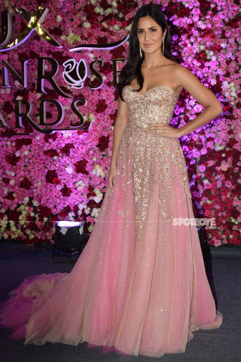 katrina kaif at lux golden rose awards