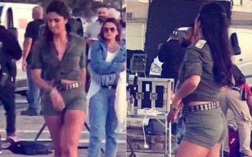 Katrina Kaif Looks Smoking Hot In This New Still From Tiger Zinda Hai