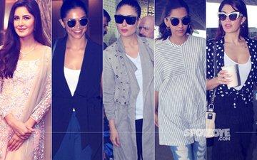 STUNNER OR BUMMER: Katrina Kaif, Deepika Padukone, Kareena Kapoor, Sonam Kapoor Or Jacqueline Fernandez?