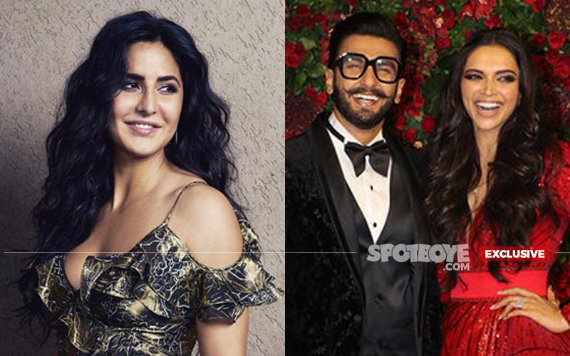 Katrina Kaif On DeepVeer Wedding: It's A Big Commitment, Big Step And I Am Happy