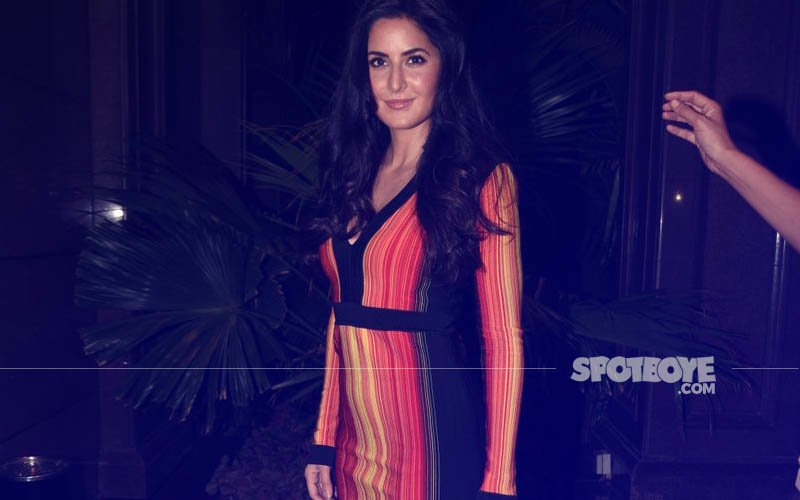 Katrina Kaif's Oops Moment; Asks Photographers To Delete Her Pictures