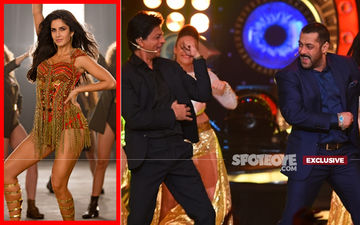 Katrina Kaif Plays Host To Salman Khan - Shah Rukh Khan Together After 10 Years, Scars Erased