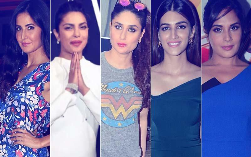 STUNNER OR BUMMER: Katrina Kaif, Kareena Kapoor, Priyanka Chopra, Kriti Sanon Or Richa Chadha?