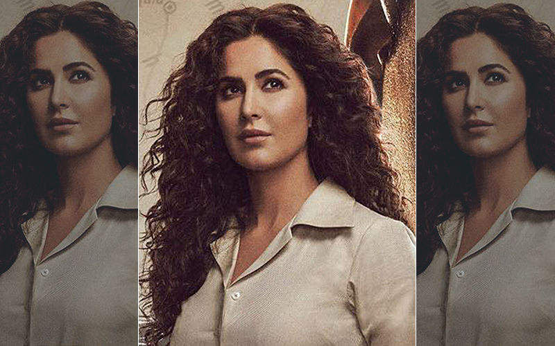 Katrina Kaif's Bharat Look Receives Praise; Actress On Cloud Nine