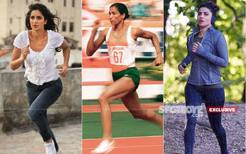 Katrina Kaif's Biggest Challenge In Life- To Tan Herself To Fit Into P T Usha's Shoes? Priyanka Chopra Out Of The Race?