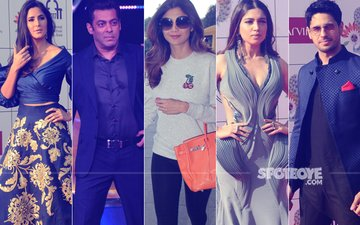 STUNNER OR BUMMER: Katrina Kaif, Salman Khan, Shilpa Shetty, Bhumi Pednekar Or Sidharth Malhotra?