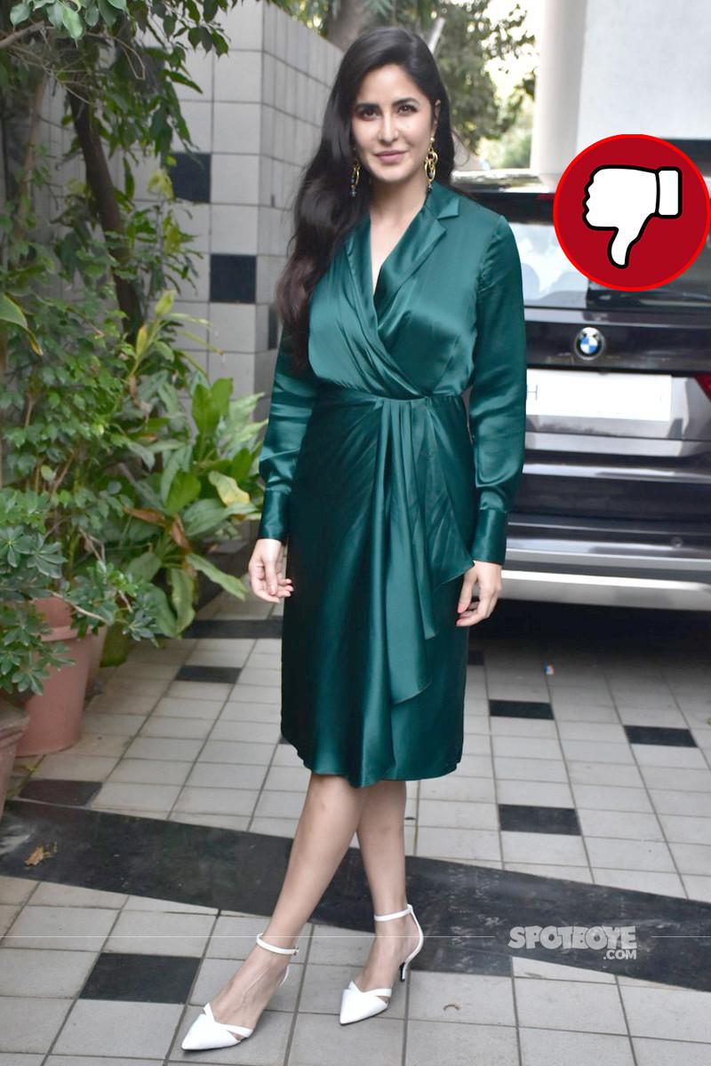 katrina kaif snapped post shoot