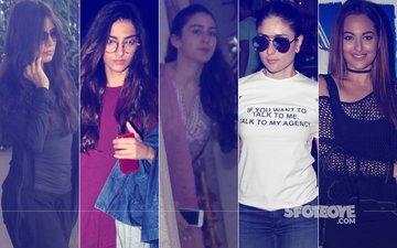 STUNNER OR BUMMER: Katrina Kaif, Sonam Kapoor, Sara Ali Khan, Kareena Kapoor Or Sonakshi Sinha?