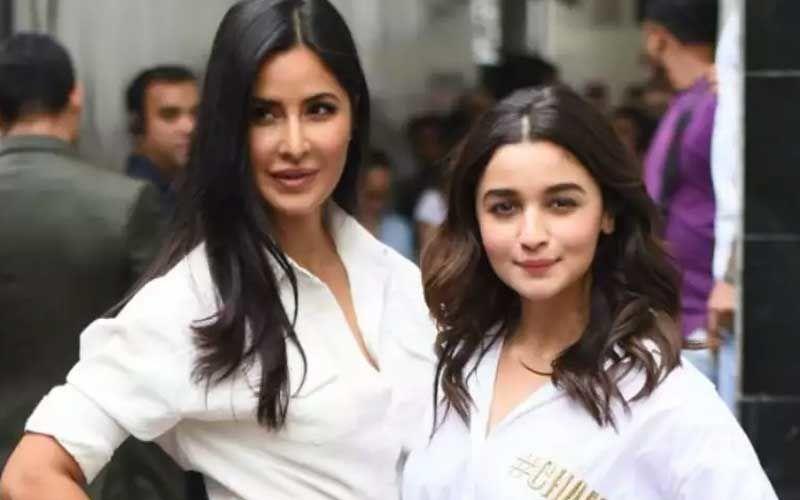 Happy Birthday Katrina Kaif: Alia Bhatt's Birthday Wish For The Actress Is Sugary Sweet!