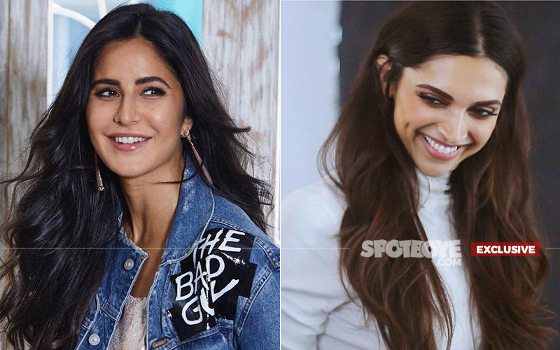 Katrina Kaif To Dance Her Way To Deepika Padukone's Wedding Reception, Pleased As Punch Having Got An Invite!
