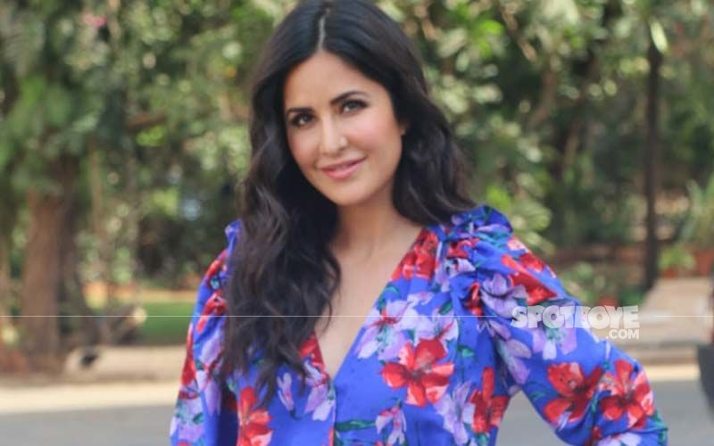 Katrina Kaif Blooms Bright In Floral Coords; Beats Gloomy Monsoon Day With Her Infectious Summer Vibe- See Pic