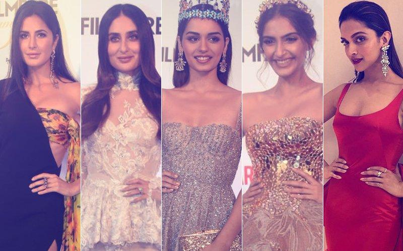 BEST DRESSED & WORST DRESSED At Filmfare Glamour & Style Awards: Katrina Kaif, Kareena Kapoor, Manushi Chhillar, Sonam Kapoor Or Deepika Padukone?
