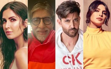Katrina Kaif Finds Support In  Amitabh Bachchan, Hrithik Roshan, Priyanka Chopra As Her Newly Launched Make-Up Line Makes Noise