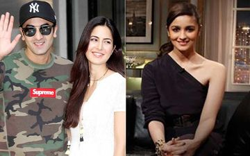 Katrina Kaif Knew About Alia Bhatt's Plans Of Getting Married To Her Then-Boyfriend Ranbir Kapoor? - Throwback Video