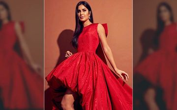 Katrina Kaif Really Knows How To Own The Red Carpet With Panache And This Video Is Proof - WATCH