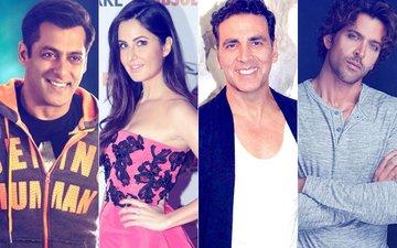 Katrina Kaif On A Patch-Up Spree; After Salman Khan & Akshay Kumar, It's Hrithik Roshan