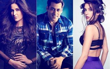 Strange! Salman Khan Follows Isabelle On Instagram But Not Katrina Kaif...