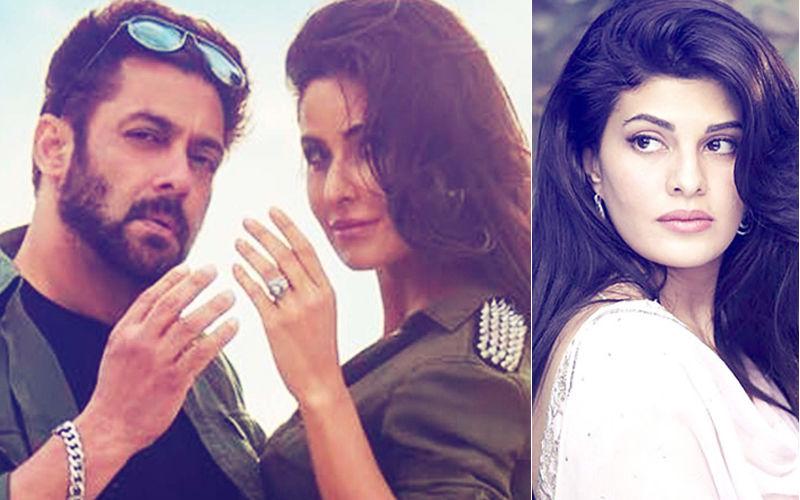 Katrina Kaif & Salman Khan Are Making Jacqueline Fernandez Nervous. Here's Why...