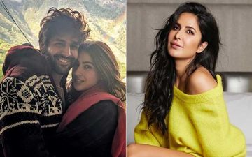 Kartik Aaryan Leaves Katrina Kaif In The Lurch To Honour A Date With Rumoured Girlfriend Sara Ali Khan