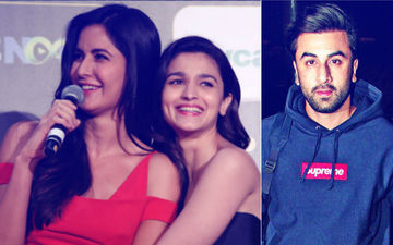 Ranbir Kapoor's Girlfriend, Alia Bhatt Wishes His Ex-Lover, Katrina Kaif On Her Birthday