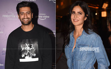 Katrina Kaif-Vicky Kaushal Spotted Together, AGAIN; Lady Attends Vicky's Bro Sunny Kaushal's Miniseries Screening