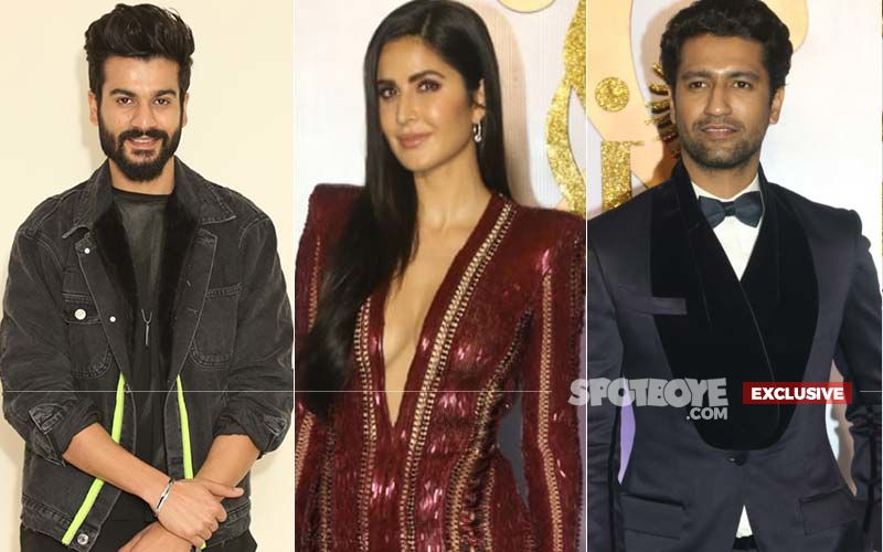 Sunny Kaushal Reveals How The Family Reacted On The Rumours Of Brother Vicky Kaushal Getting Engaged With Katrina Kaif: 'We Laughed'-EXCLUSIVE