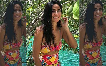 Katrina Kaif's Cut-Out Monokini Gets A Thumbs Up From Alia Bhatt