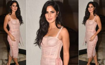 Katrina Kaif At LFW 2019 After-Party: Actress Is A Vision To Behold In A Body Hugging Powder Pink Corset Dress