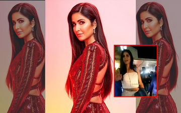 Katrina Kaif Turns Messiah For A Photographer; Saves Him From Tripping And Hurting Himself