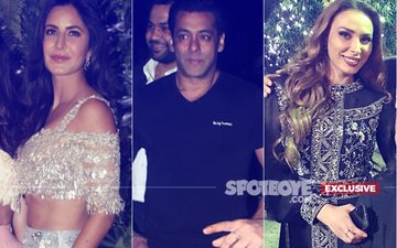 ALL EYES ON IULIA & KATRINA: Salman's Ladylove & Former Girlfriend Burn The Dance Floor