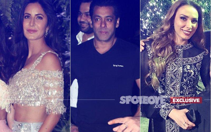 ALL EYES ON IULIA & KATRINA: Salman's Ladylove & Former Girlfriend Burn The Dance Floor