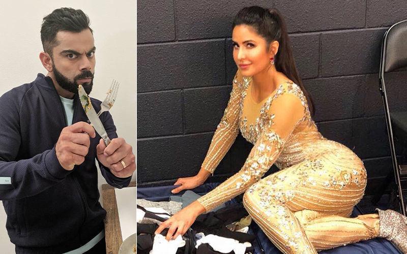 फिल्में छोड़ क्रिकेट में करियर बनाना चाहती हैं कैटरीना कैफ, विराट कोहली को भेजा ये स्पेशल मैसेज