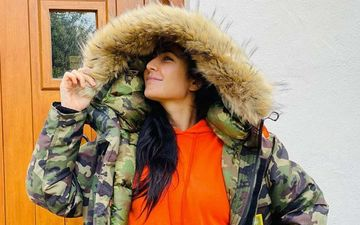 Katrina Kaif Makes A Statement As She Digs Out A Stylish Jacket From Her Winter Wardrobe; Asks Fans 'Is It Winter Already?'