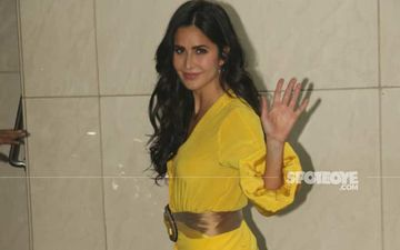 Katrina Kaif Hits The Dance Floor 'After A Longgggggg Time'; Dances Like There's No Tomorrow – VIDEOS