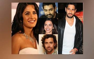Aamir, Hrithik, Deepika Out; Katrina, Sidharth In?