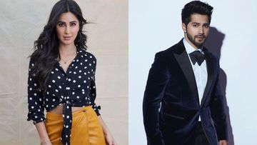 Coronavirus Lockdown: Varun Dhawan Treats Fans With A TB Shirtless Pic; Katrina Kaif Teases Him