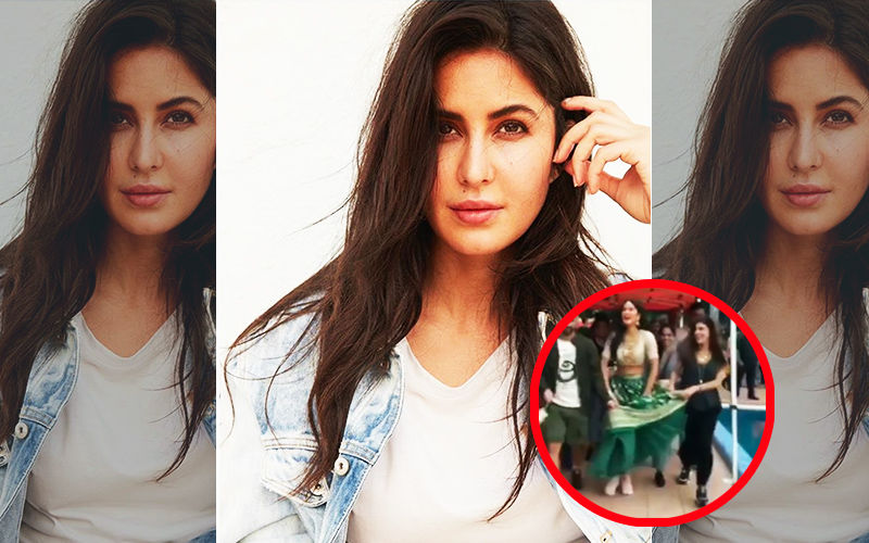 Katrina Kaif's Sports Shoes With Lehenga Look From A Shoot Is Today's Bride Going Total Comfy