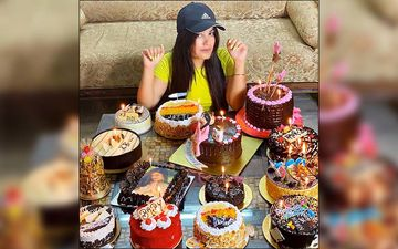 Kaur B Celebrates Her Quarantine Birthday, Shares Pic And Video