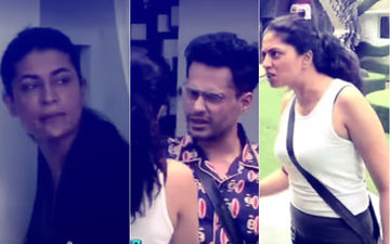 Bigg Boss 14: Captain Kavita Kaushik Catches Shardul And Pavitra In The Smoking Room, Gives Them A Scolding; Kamya Calls Her 'Dhakkad Chhori'