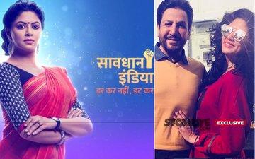TWIN TREAT: Kavita Kaushik To Host Saavdhan India, Signs A Punjabi Film Opposite Gurdas Maan