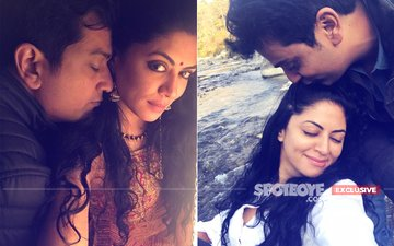 Kavita Kaushik's RENDEZVOUS With Ronnit Biswas In Snow-Capped Himalayas